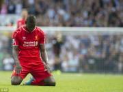 """Bóng đá Ngoại hạng Anh - Liverpool: Balotelli chưa hẳn là """"đồ bỏ đi"""""""