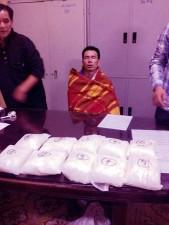 An ninh Xã hội - Chi 500 triệu đồng thuê người vận chuyển 10kg ma túy