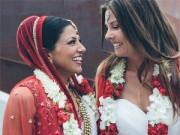 8X + 9X - Ấn Độ: Đám cưới đồng tính đầu tiên của 2 cô gái xinh đẹp