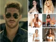 """Ngôi sao bóng đá - Ramos: Kẻ đào hoa và gã """"đồ tể"""" nóng tính trận Barca-Real (Kỳ 4)"""