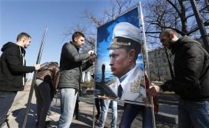 """Thế giới - Chuyên gia: Mỹ chơi trò """"hai mặt"""" với Nga ở Crimea"""