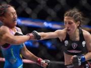 Võ thuật - Quyền Anh - UFC: K.O đối thủ, nữ võ sĩ ghi tên vào lịch sử