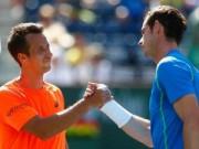 Tennis - Hot shot: Murray bất lực vì cú kê vợt không tưởng