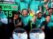 Thể thao - Phía sau vạch đích Australian GP: Mercedes và Ferrari (P1)