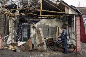 Bất chấp lệnh ngừng bắn, Donetsk không ngớt tiếng súng