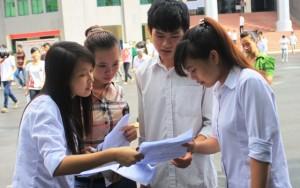 Giáo dục - du học - Kỳ thi THPT quốc gia 2015: Rối với việc xét tuyển, chọn cụm thi