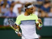 Tennis - Nadal – Young: Kinh nghiệm lên tiếng (V3 Indian Wells)