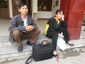 Tin tức trong ngày - Ông Chấn lại lên Hà Nội làm thủ tục đòi bồi thường 9,3 tỷ