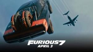 """Hậu trường phim - Cận cảnh dàn siêu xe lao ra từ máy bay của """"Fast & Furious 7"""""""