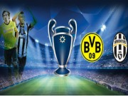 Bóng đá Đức - Dortmund - Juventus: Khẳng định bản lĩnh