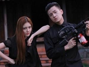 """Phim - Ngô Kiến Huy hóa dũng sĩ săn đuổi """"ma nữ"""" Lily Luta"""