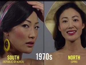 Làm đẹp - Vẻ đẹp phụ nữ Hàn thay đổi thể nào trong 100 năm qua