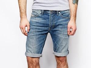 Thời trang jean - Chế quần lửng cho chàng chỉ trong 10 phút