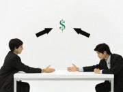 Cẩm nang tìm việc - Bí quyết đàm phán để có mức lương cao