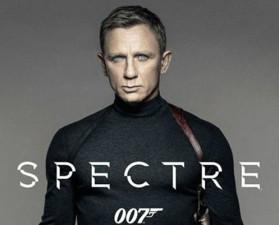 Phim - Daniel Craig xuất hiện đầy bí ẩn trên poster mới của 007