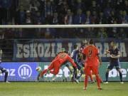 """Bóng đá Tây Ban Nha - """"Chú lùn"""" Messi đánh đầu top bàn thắng Liga V27"""