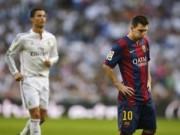"""Bóng đá - """"Nỗi ám ảnh"""" Messi sẽ khiến Ronaldo ra đi"""