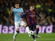 Bóng đá Tây Ban Nha - Barca - Man City: Điều không thể khác