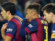 """Video bóng đá hot - Sao Barca bỏ lỡ hàng tá cơ hội """"mười mươi"""""""