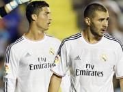 Ngôi sao bóng đá - Người Barca tin Benzema xuất sắc hơn Ronaldo