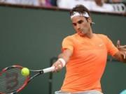 Tennis - Federer - Sock: Dễ như trở bàn tay (V4 Indian Wells)
