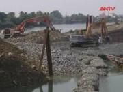 Video An ninh - Dân mất ăn mất ngủ vì dự án lấp sông Đồng Nai