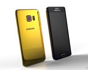Dế sắp ra lò - Galaxy S6 và S6 Edge mạ vàng giá 53 triệu đồng