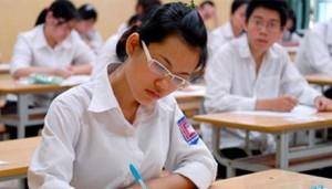 Giáo dục - du học - Bộ GD-ĐT công bố lịch thi THPT quốc gia 2015