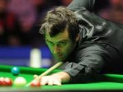 Billard - Snooker - Bi-a: Sao lớn rơi rụng, O'Sullivan thắng siêu tốc