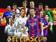Video bàn thắng - Siêu kinh điển: Mốc quyết định vương vị La Liga