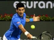 Thể thao - Hot shot: Djokovic lốp bóng chuẩn như lập trình