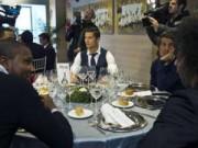Bóng đá Pháp - Tin HOT tối 19/3: Real ăn hải sản đá Barca