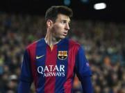 Bóng đá - Messi: Khi chân sút cũng là chân chuyền