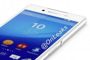 Lộ ảnh Sony Xperia Z4 với thiết kế sắc nét