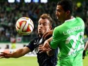 Các giải bóng đá khác - Inter - Wolfsburg: Số phận cay đắng