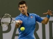 Tennis - Indian Wells ngày 8: Djokovic bất chiến tự nhiên thành