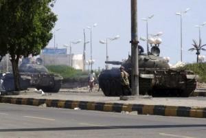 Tin tức trong ngày - Yemen: Chiến đấu cơ lạ ném bom dinh tổng thống