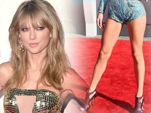 Thời trang bốn mùa - Những màn khoe chân sexy nhất của Taylor Swift