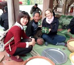 Bạn trẻ - Cuộc sống - Những bạn trẻ tình nguyện làm đại sứ nhỏ của Hà Nội