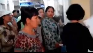 Tin tức trong ngày - Video: Người nhà bệnh nhân tố y tá BV K vòi tiền