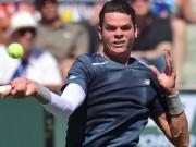 Thể thao - Nadal – Raonic: Ý chí quật cường (TK Indian Wells)