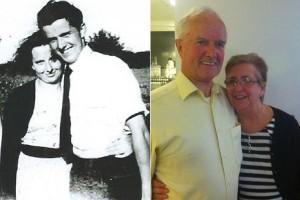 Bạn trẻ - Cuộc sống - Kết hôn với tình đầu sau 51 năm xa cách