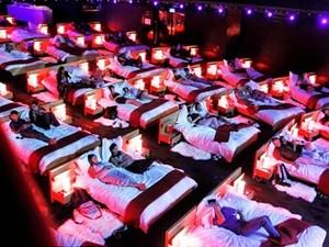 Phi thường - kỳ quặc - Chiêm ngưỡng những rạp chiếu phim độc lạ nhất thế giới