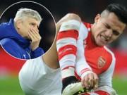 Bóng đá - Chưa hết mùa, Wenger đã lo Sanchez kiệt sức
