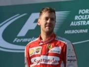 Đua xe F1 - Đánh giá đội đua Australian GP: 2 nửa buồn vui (P2)