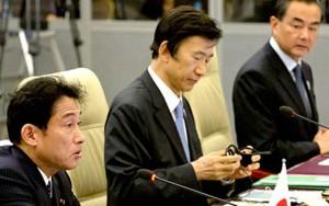 """Thế giới - Trung, Nhật, Hàn đàm phán """"hâm nóng"""" quan hệ"""