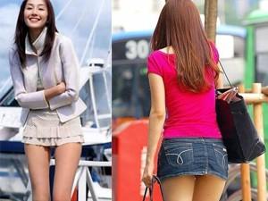 Váy - Đầm - Cứ mặc váy siêu ngắn là hư hỏng?