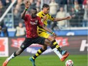 Bóng đá - Hannover - Dortmund: Căng như dây đàn