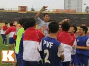 Bóng đá Việt Nam - Chung kết giải U19 QG: Đội bóng nhà bầu Hiển mất Cup