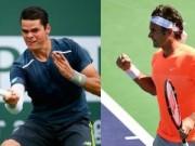 Thể thao - TRỰC TIẾP Federer – Raonic: Set 2 áp đảo